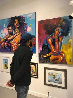 NJ Art show 2019