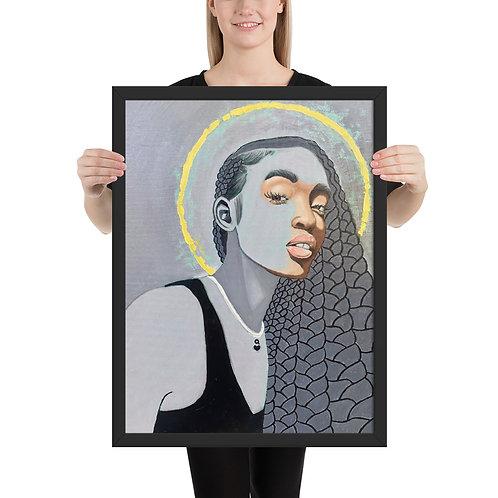 """""""HALO"""" framed prints"""