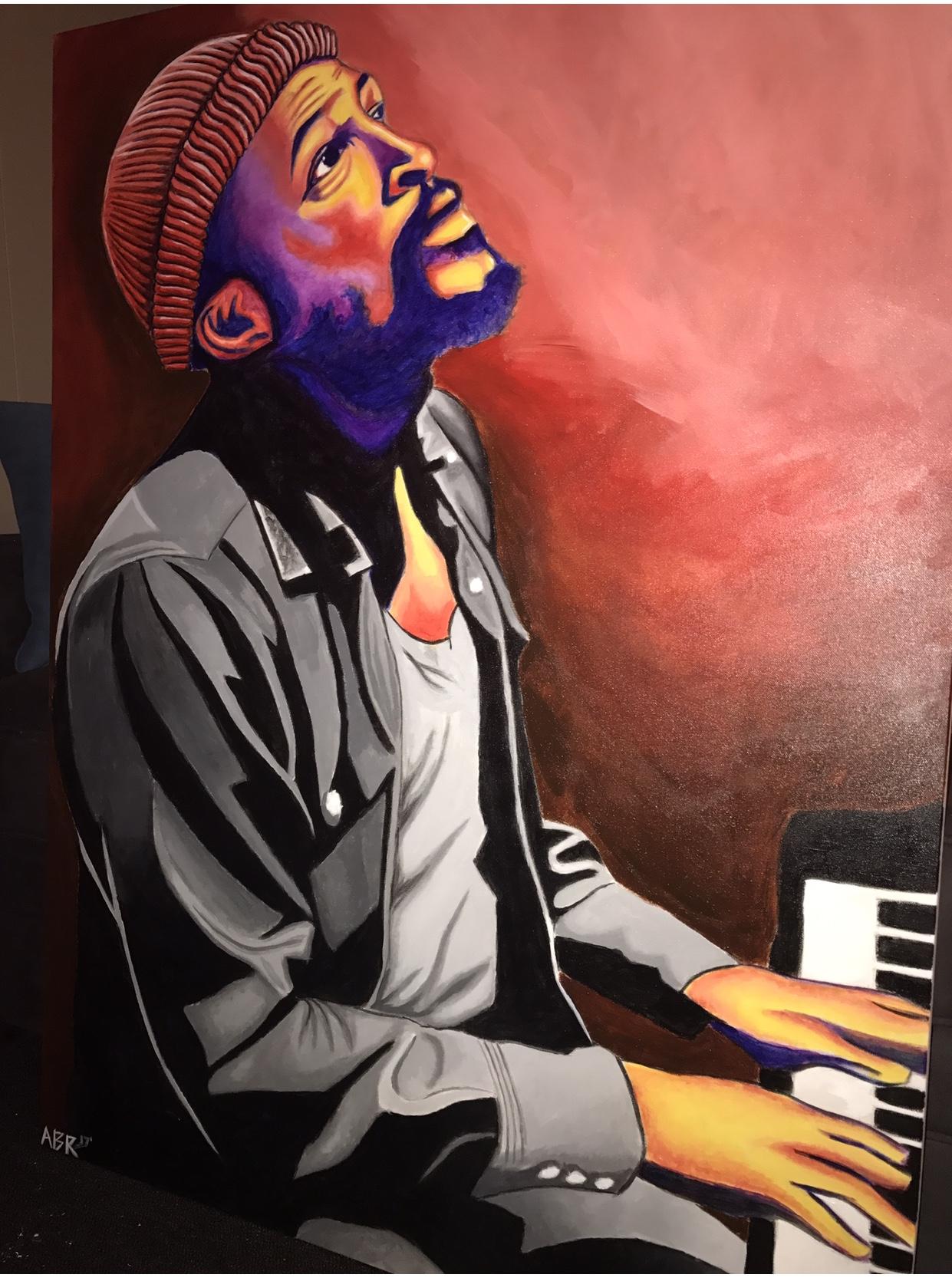 Marvin Gaye 2018