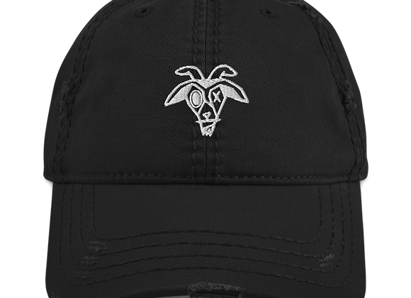 """""""Goated"""" Dad hat"""