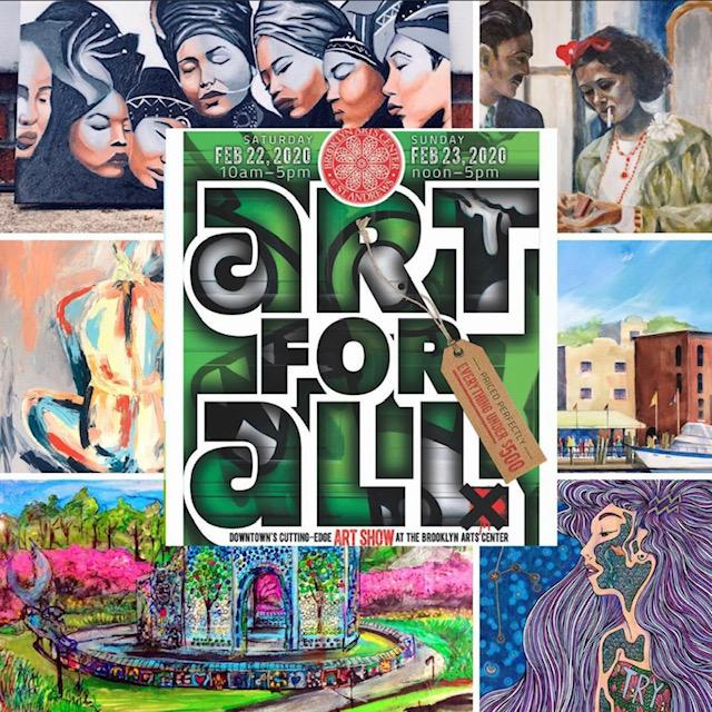 Art For All 2020