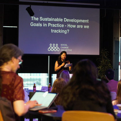 The SDGs in Practice - How are we tracking? (Auckland)
