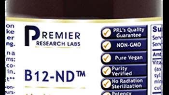 Premier Research Labs B12-ND - 2 fluid oz. plus dropper