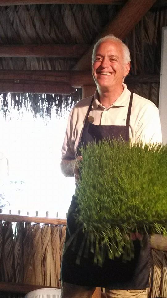 Brian Hetrich - Wheatgrass