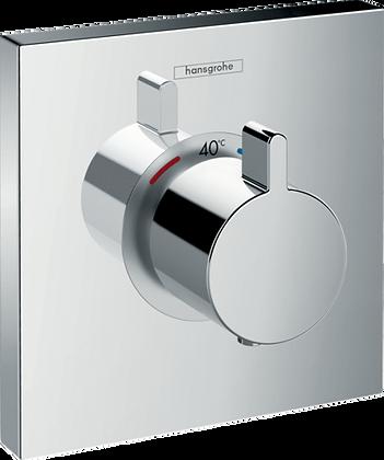 Termostat Hansgrohe Showerselect bez podomítkového tělesa chrom 15760000