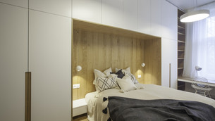 BUILT-IN LE BON WARDROBES ORIGINALITY IN EVERY HANDLE
