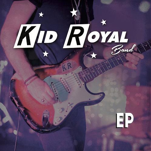 Kid Royal Band EP - CD