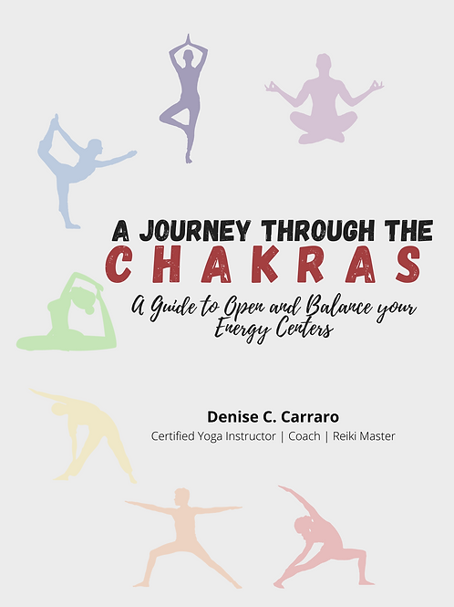 Ebook - A Journey Through The Chakras
