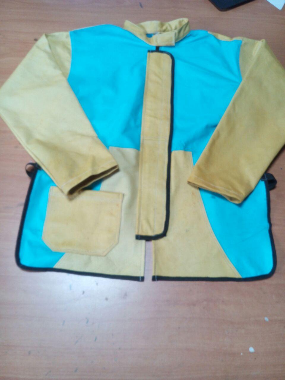 chaqueta para soldar
