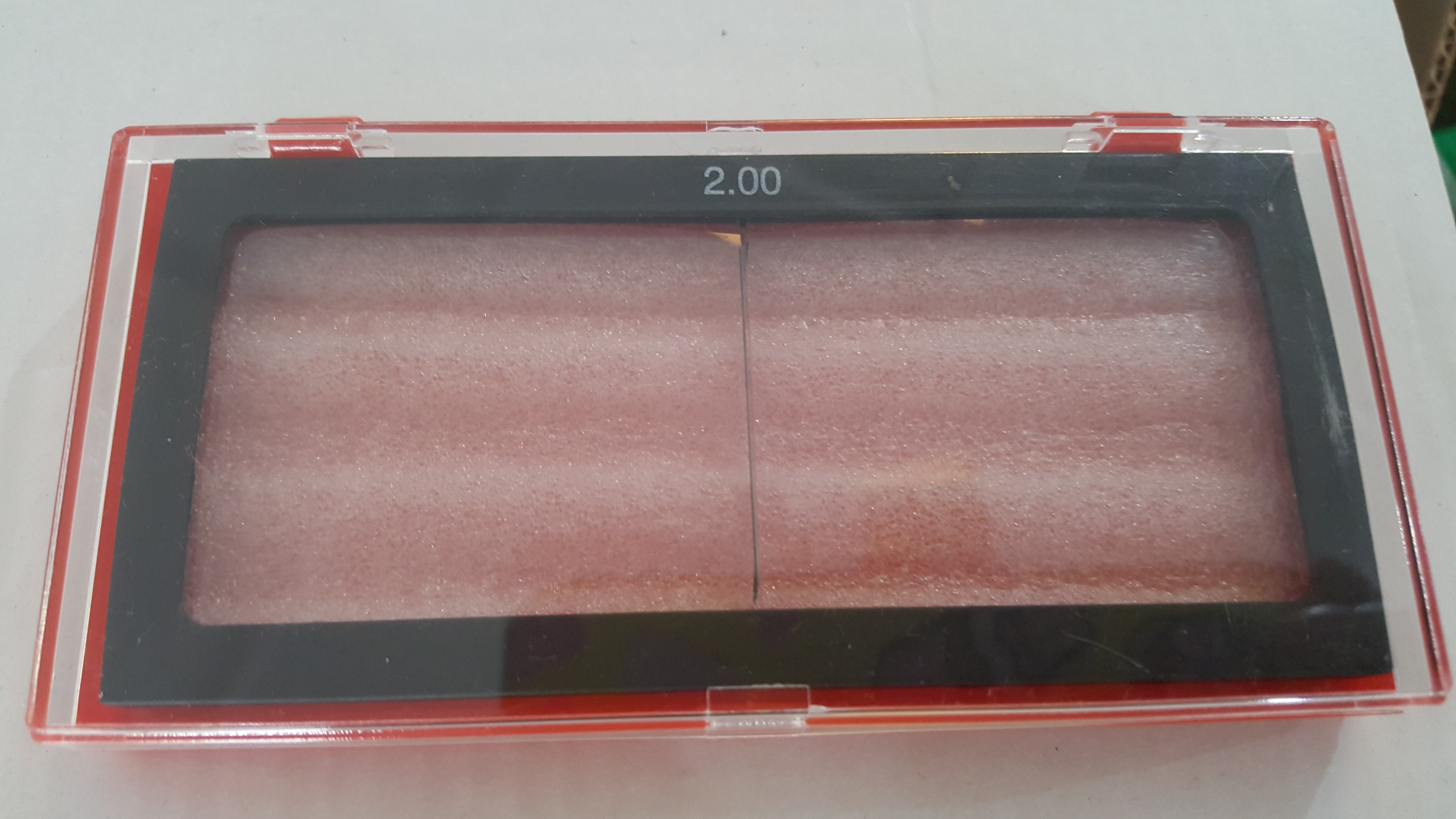 vidrio de aumento para soldar