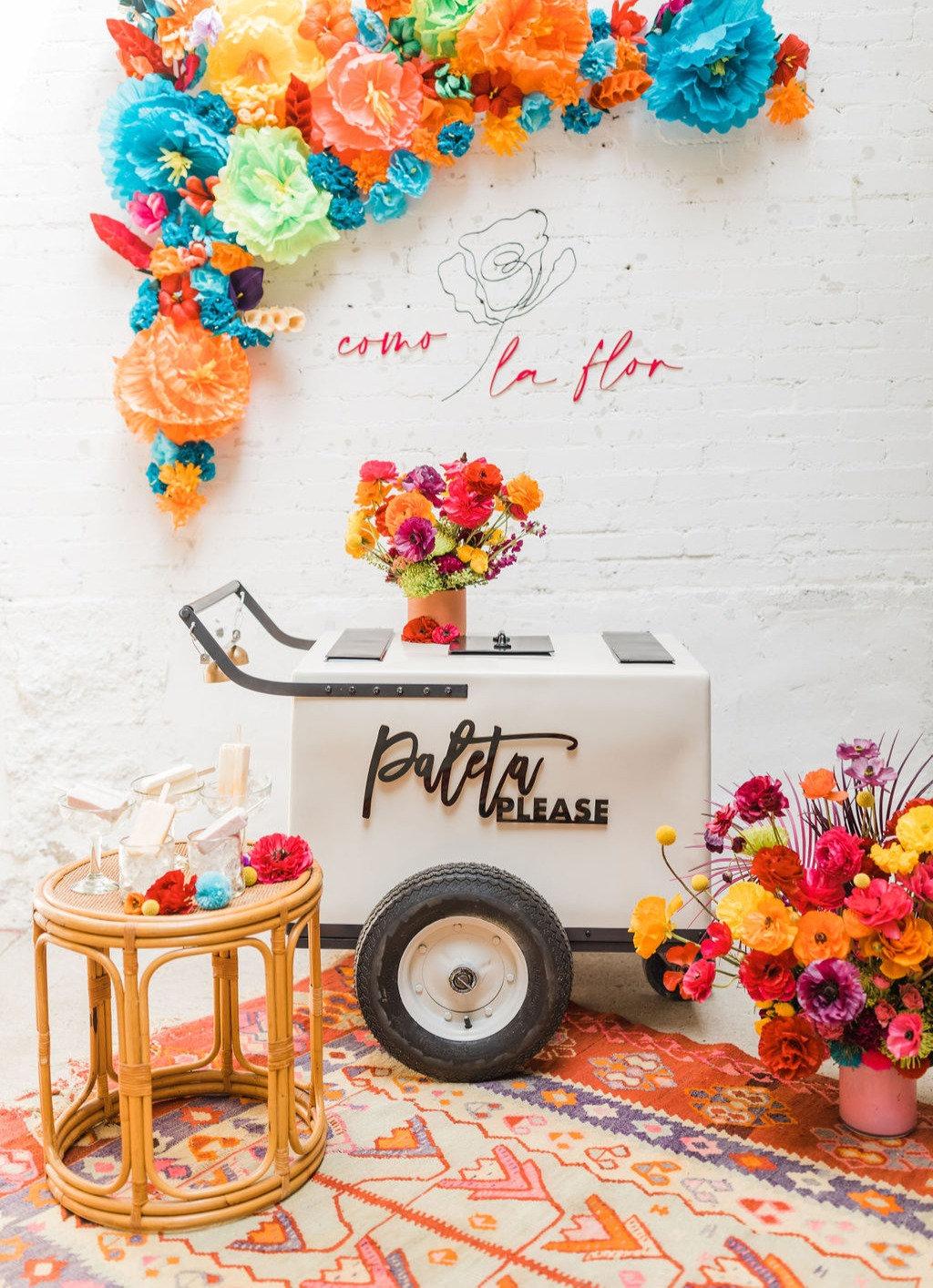 White Cart Rental