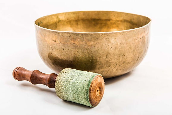 Guided Meditation w/ Sound Healing on Zoom