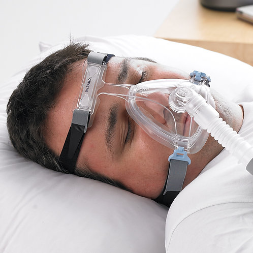 Apex Wizard 220 Full Face CPAP Mask