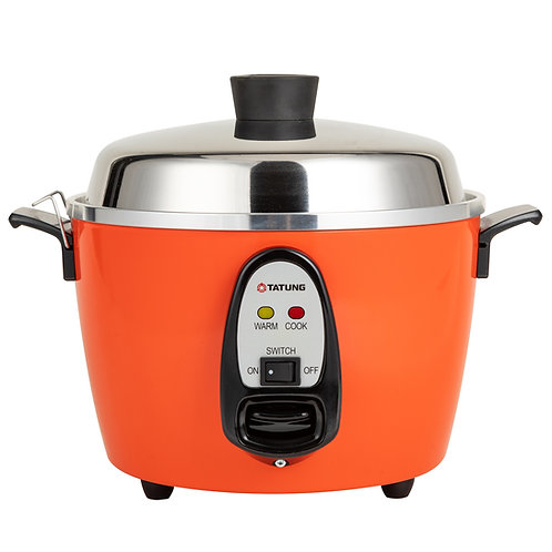 TATUNG Lucky Red Original Classic Rice Cooker | 220~240V