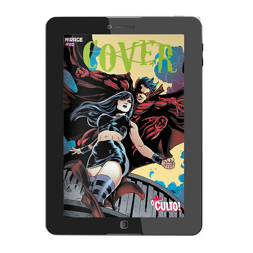 COVER #2 - DIGITAL