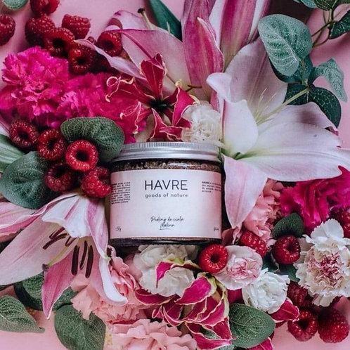 Havre - Peeling do ciała Malina