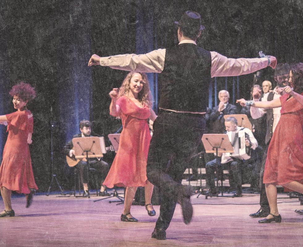 Yunan ve Türkiye Dansları
