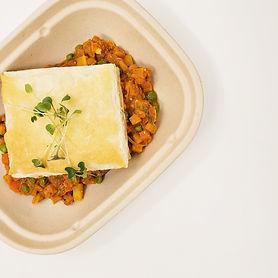Moroccan Roasted Vegetable, Lentil _ Fet