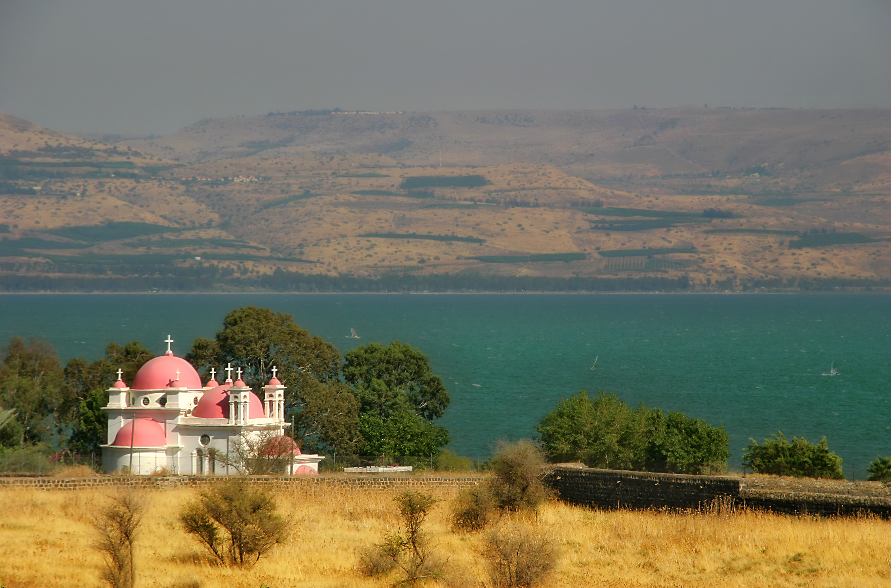 EST Sea-of-Galilee