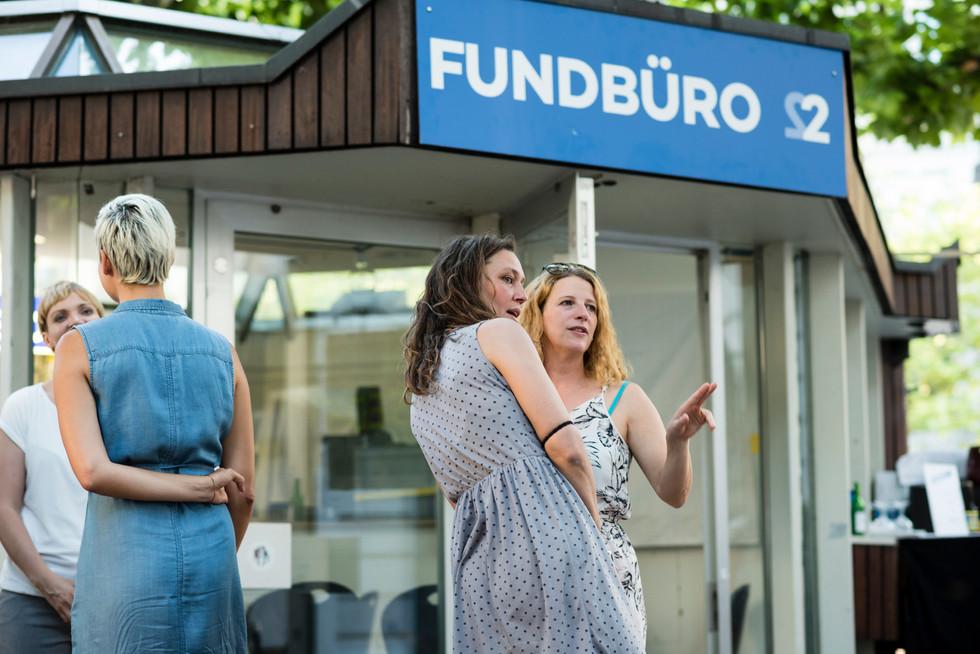 FUNDBÜRO2 am Werdmühleplatz
