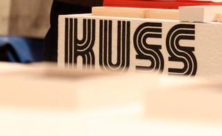 KUSS-Magazin bei der GRAFIK 14