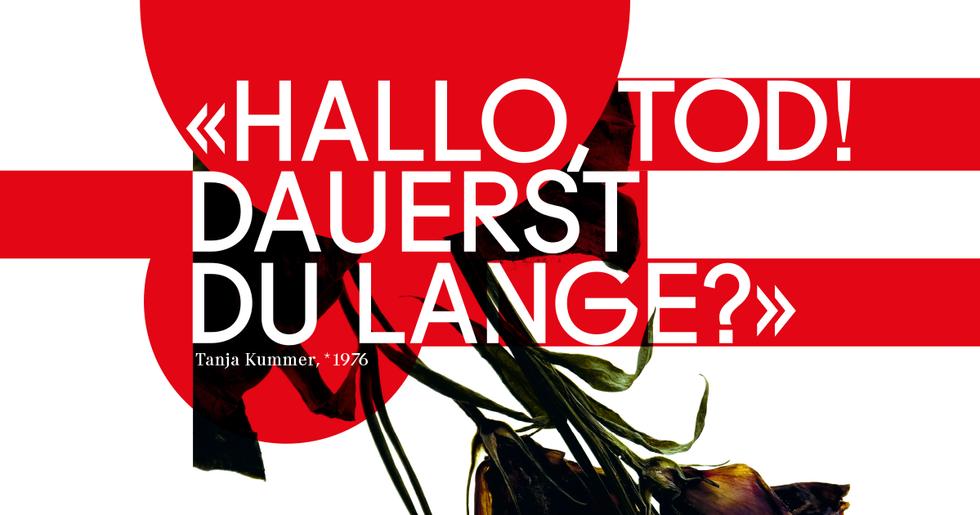 «Hallo, Tod!»:  Frage an den Tod
