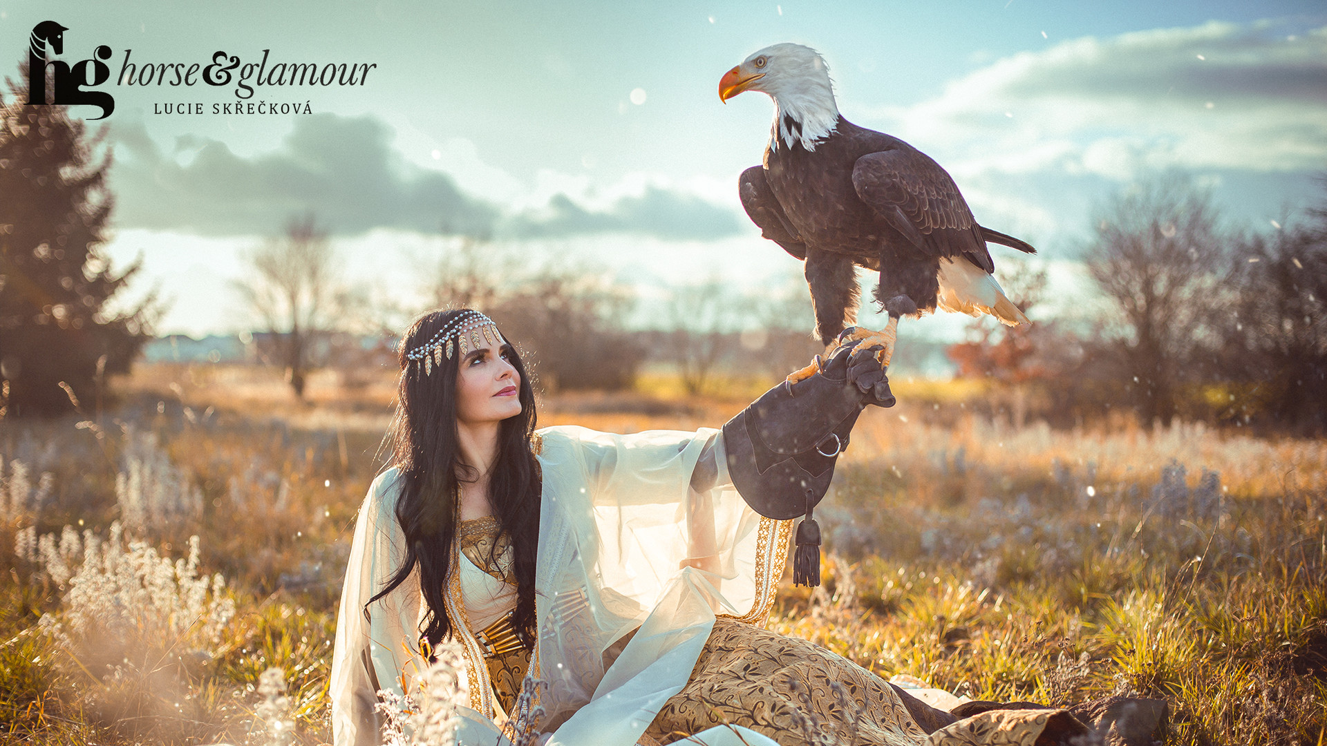 horse and glamour foceni se zviraty