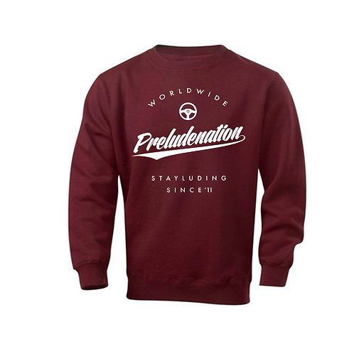Prelude Nation Crew Neck