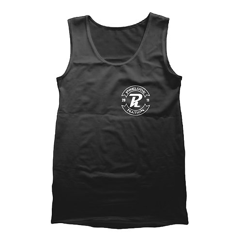 Prelude Nation Round Logo Tank Top