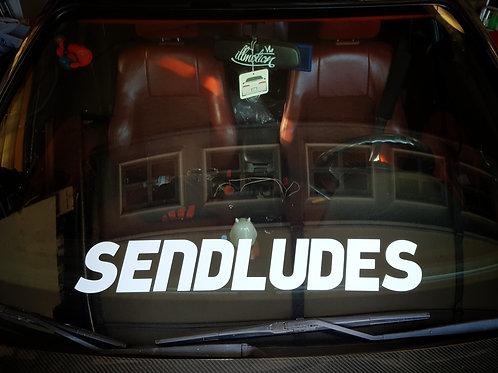 SendLudes Window Banner