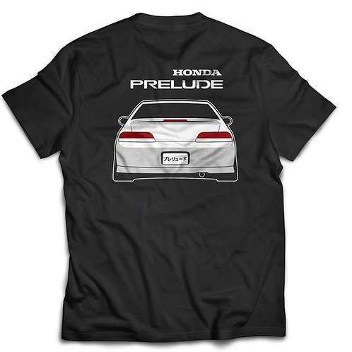 Black Prelude T-Shirt