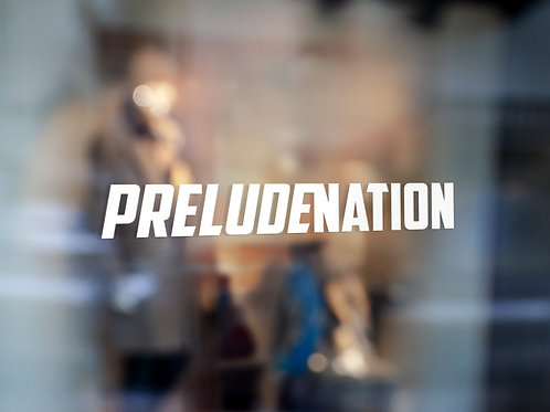 Prelude Nation Decals