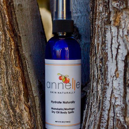 Mandarin/Moringa Dry Oil Body Spritz