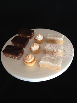 Petit Fours   Mini Desserts & Slices
