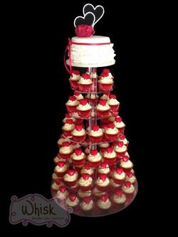 Wedding Cake | Cupcake Tower