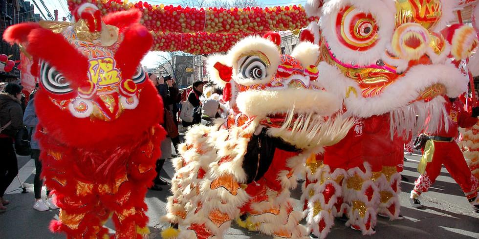 Senior Chinese New Year Celebration