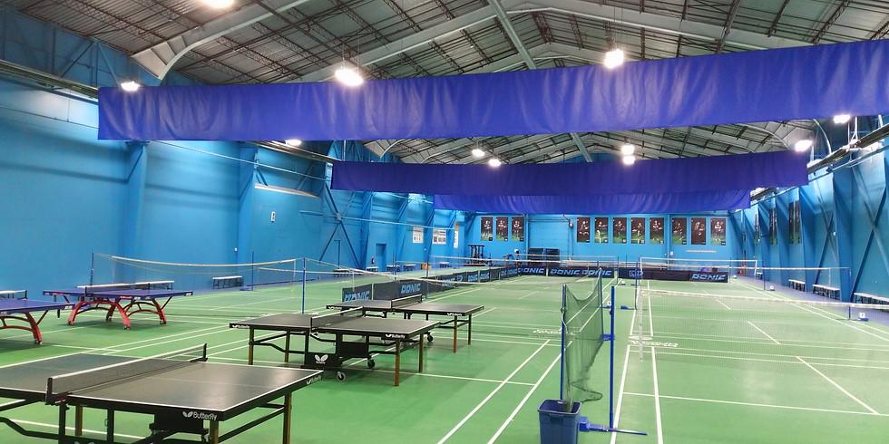 Senior PickleBall / Badminton / Ping-Pong