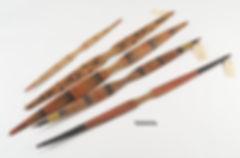 paddle bows