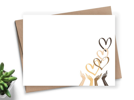 Spread the Love Stationery