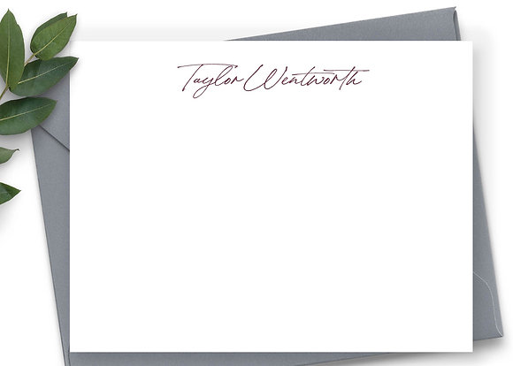 Personalized Stationery - PS13