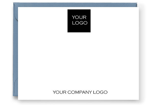 Company Personalized Note Cards