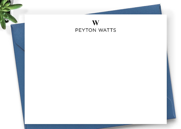 Personalized Stationery - PS02