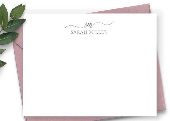 Personalized Stationery - PS18