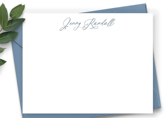 Personalized Stationery - PS12