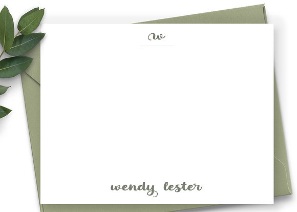 Personalized Stationery - PS11