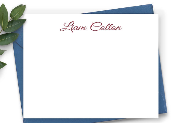 Personalized Stationery - PS15