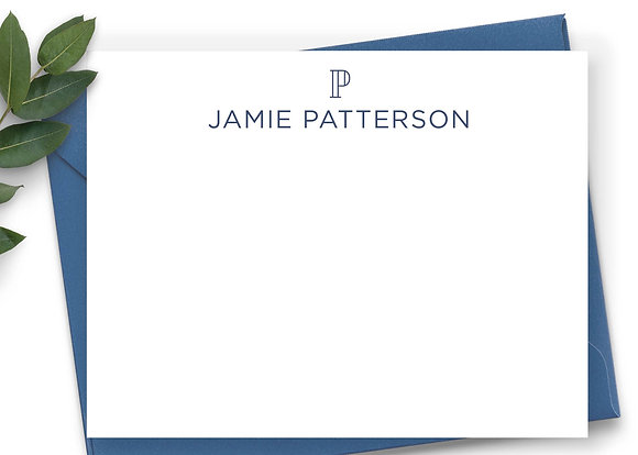 Personalized Stationery - PS07