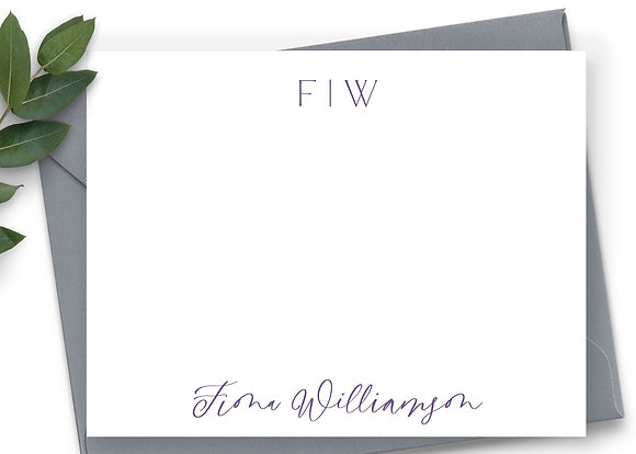 Personalized Stationery - PS05