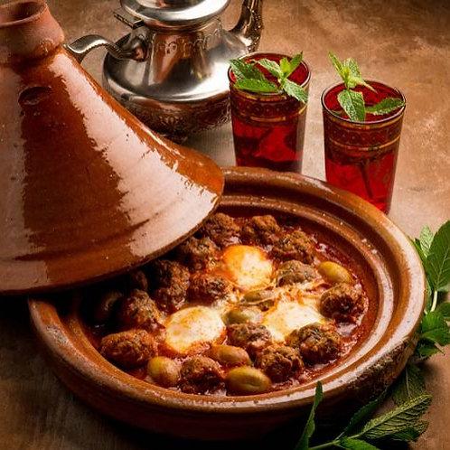 Moroccan Nights - The Basics