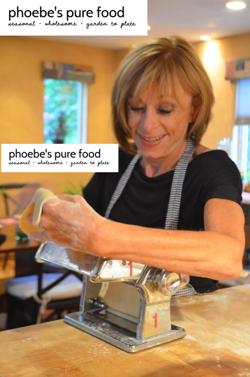 The Culinary Classroom featured in the sensational 'Phoebe's Pure Food' blog